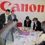 Бизнес-игра «canon: Взгляд наоборот»