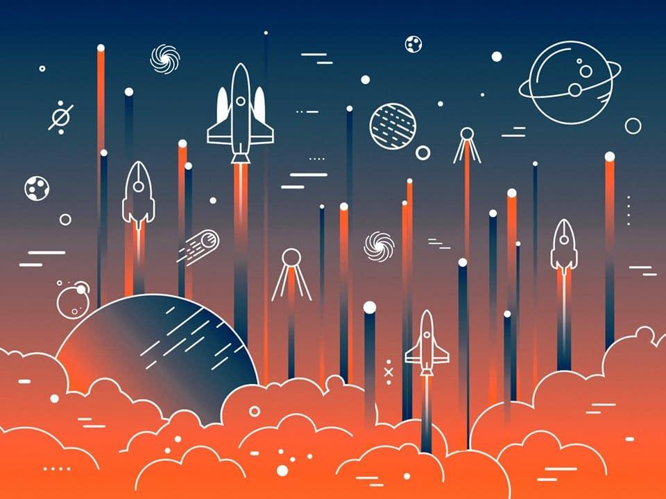 Бизнес-игра «Покорение космоса»