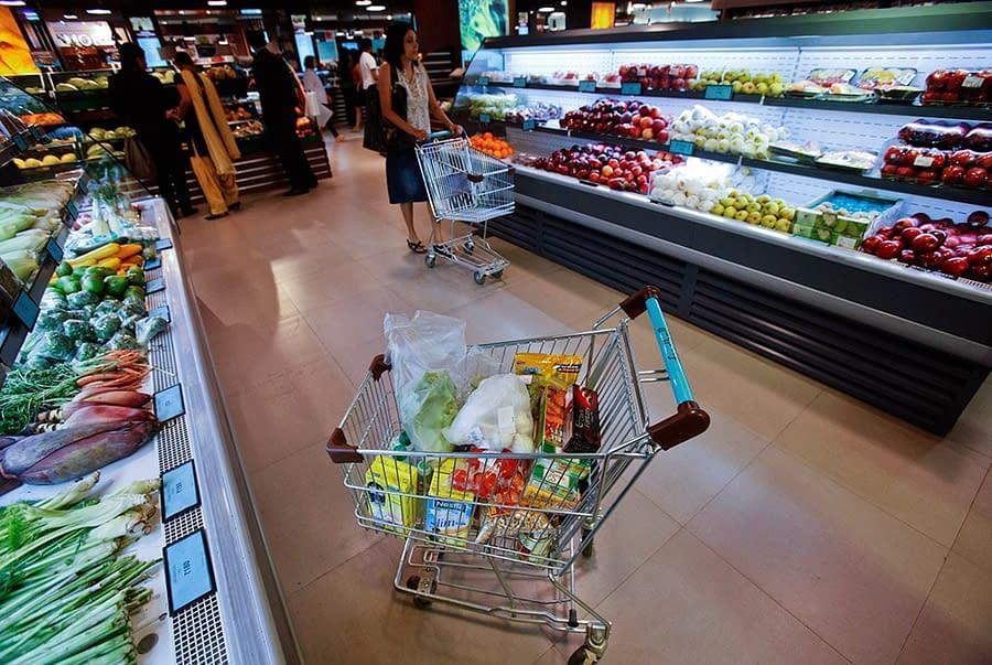Бизнес-симуляция «super-маркет: Сеть магазинов товаров повседневного спроса»