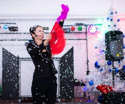 Новогоднее мероприятие eastbaltrus 2014