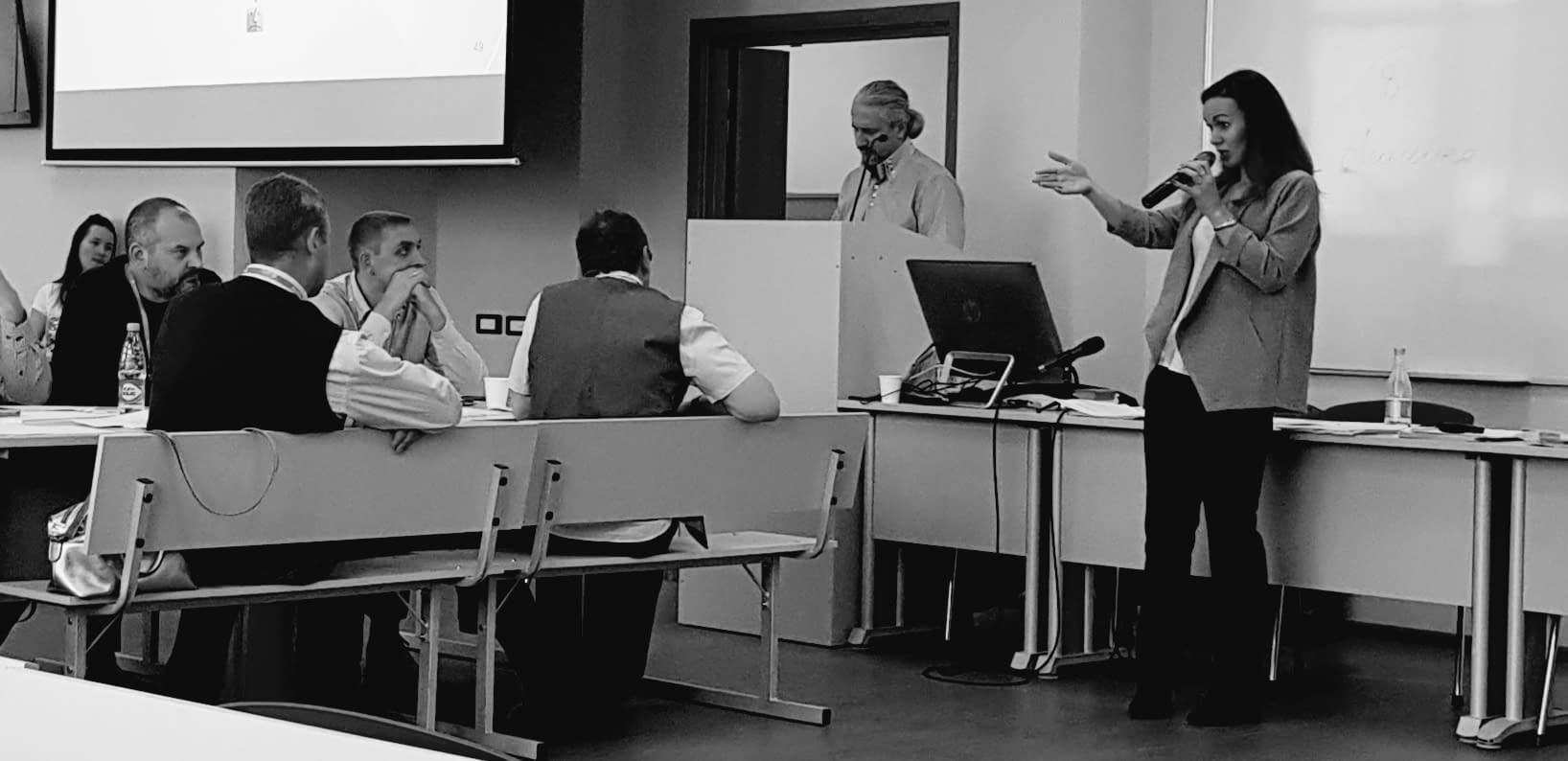 Тренинг: «Презентация товаров и услуг: технология убеждения»